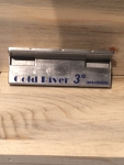 Cold River Stainless Steel 3 Degree File Guide
