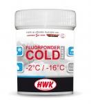 Fluor Powder Cold Silver 30g