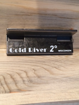 Cold River Stainless Steel 2 Degree File Guide