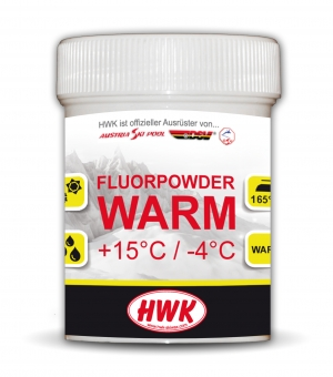 Fluor Powder Warm