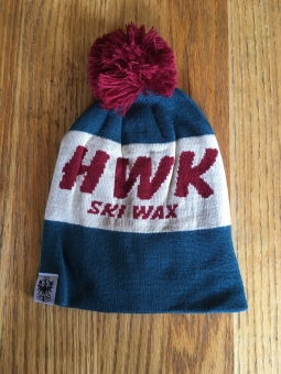 HWK beanie Red/White/Blue