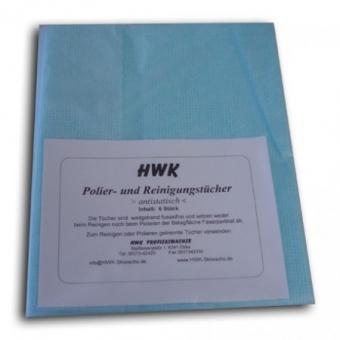 HWK Polishing-Antistatic Cloths