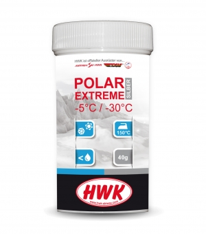 Polar Extreme Silver Cold Powder