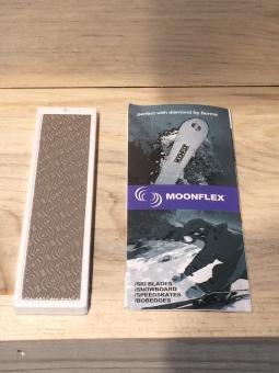 "SVST Moonflex 4"" (White-600 grit)"