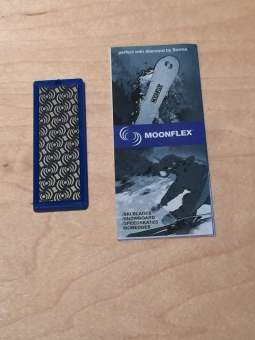 "SVST Moonflex 3"" mini (Blue-1500 grit)"