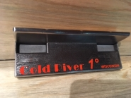 Cold River Stainless Steel 1 Degree File Guide